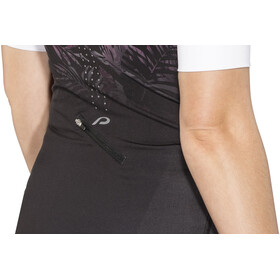 Protective HP Tropical Mask Maillot à manches courtes avec zip complet Femme, black